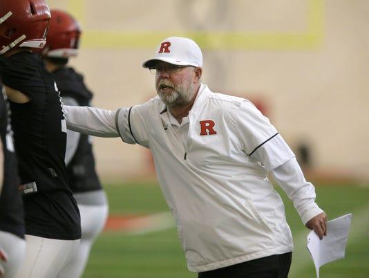 Rutgers spring football 99446166