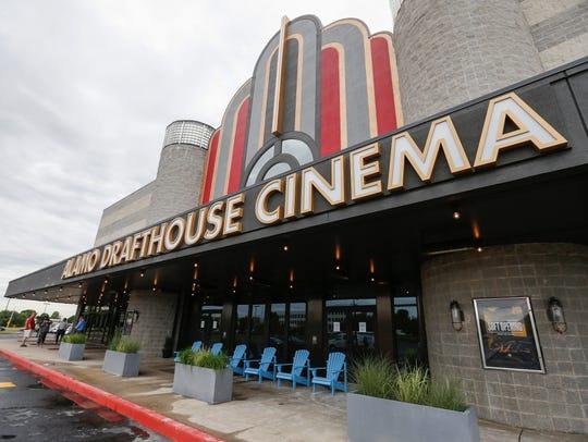 Alamo Drafthouse Cinema, located at 4005 South Avenue,