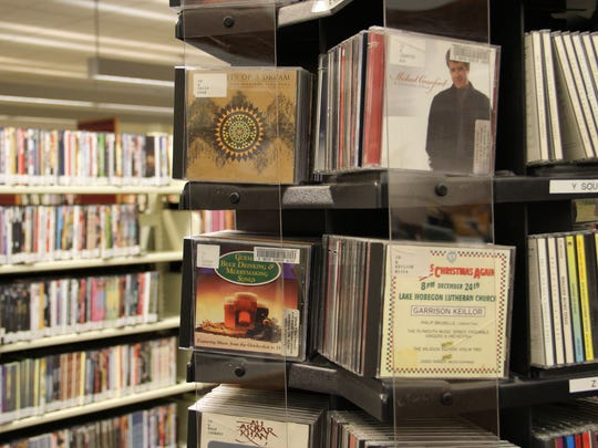 CDs, DVDs and videotapes are also available for checkout at the Silver Falls Library, which like many libraries has diversified its catalogue as technology changes.