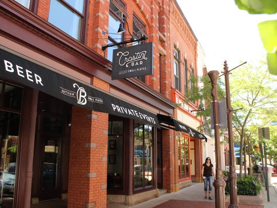 Crostini Bar opened its doors on June 15 in downtown Wausau.