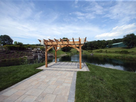 Bear Brook Valley, a new luxury rustic wedding venue