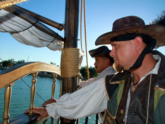 Pirates of the Pecos