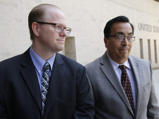 A mistrial was declared June 28, 2017, in the trial of five former El Paso Independent School District administrators accused of participating in a districtwide cheating scheme.