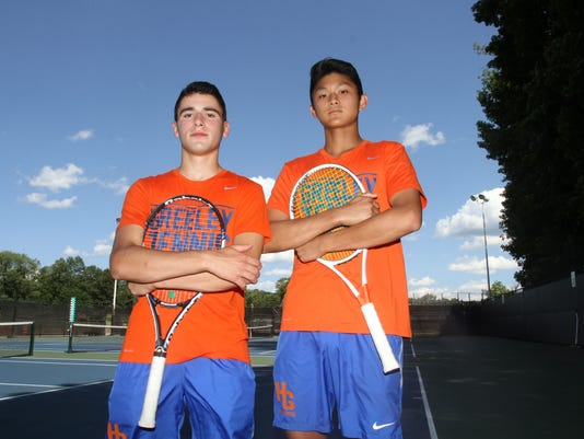 LEAD TENNIS PLAYERS OF THE YEAR