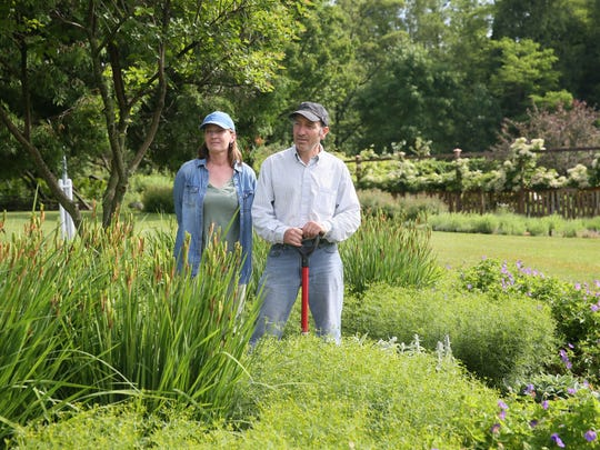 Afterglow Farm enchants with lush gardens and family history