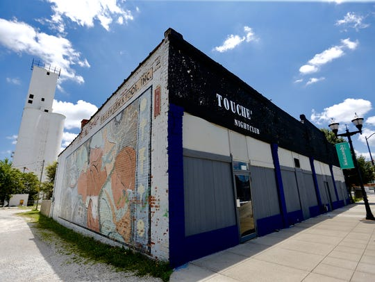 Touché Nightclub closed in May 2018 because its building is slated for demolition to make way for Missouri State University IDEA Commons development.
