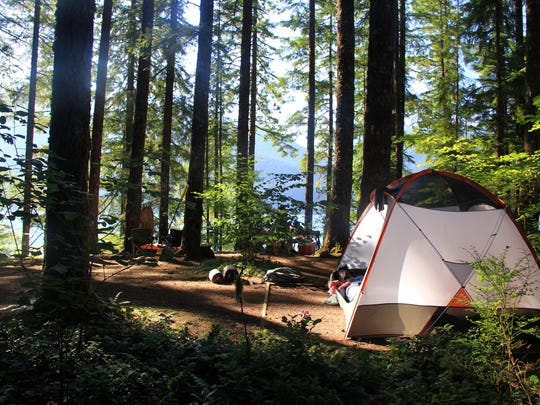 Southshore Campground at Detroit Lake is one of the new campgrounds opening in Oregon for the holiday weekend.