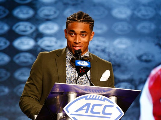 NCAA Football: ACC Football Kickoff