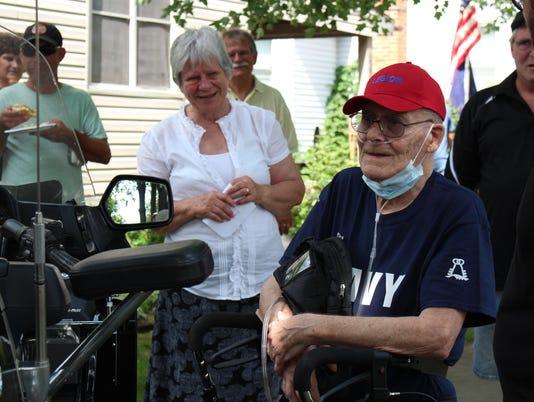 New Washington veteran in hospice