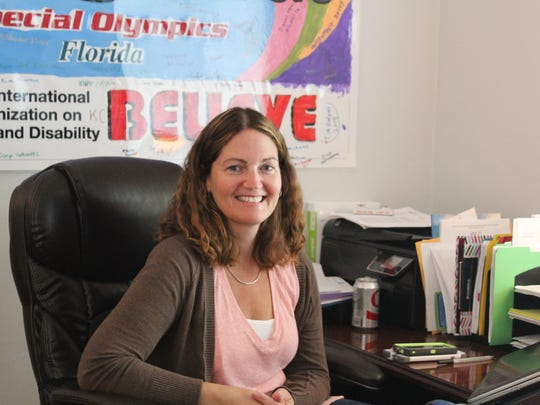 Bridget Hawk is the director of Special Olympics Leon County, a program that has changed the lives of local individuals with intellectual disabilities.
