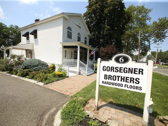 Gorsegner Brothers Hardwood Floors showing off its new building that it bought through a New Jersey Economic Development Authority program. July 19, 2017. Holmdel, NJ