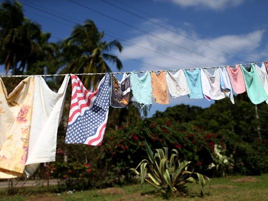 Generic clothesline art
