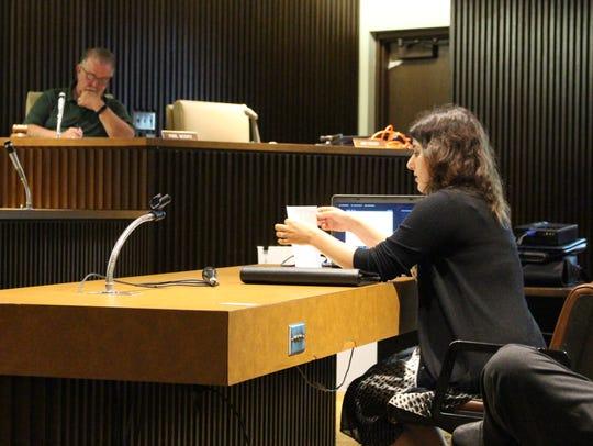 DanaMarie Pannella, an associate attorney with Akron-area