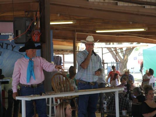 Eddy County Fair Junior Livestock Auction