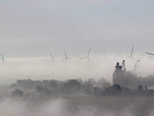 Alliant-Energy wind farm
