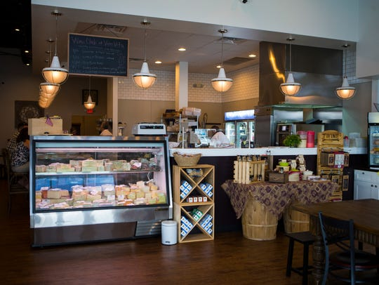 Vino Vita at Fromage Culinaria is a wine and cheese