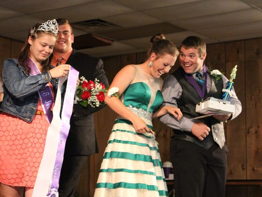 Richland County Fair king queen 2