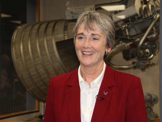 Secretary of the Air Force Dr. Heather Wilson discussed