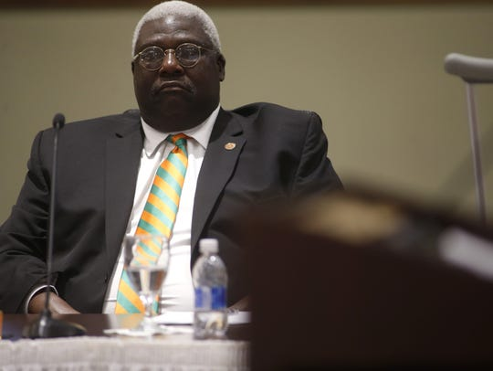 FAMU Board of Trustees member says it is time to decide