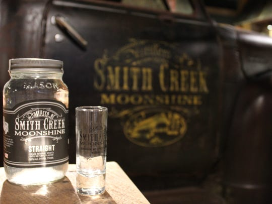 Smith Creek Moonshine is now open at Opry Mills, offering