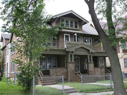 This building at 2359-65 N. 45th St., Milwaukee, is