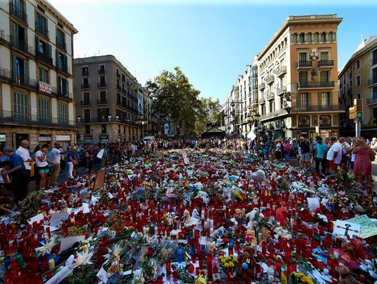 EPA SPAIN TERRORIST ATTACKS AFTERMATH WAR ACTS OF TERROR TERRORISMO ESP CA