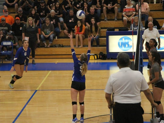 The Cavegirls set up a return Tuesday against the Lady Bulldogs.