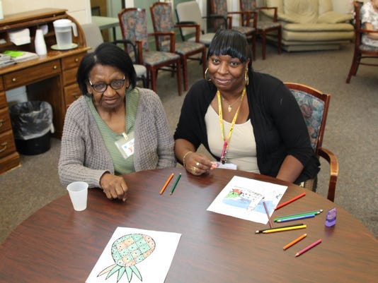 WISE Adult Day Services Program open house PHOTO CAPTION