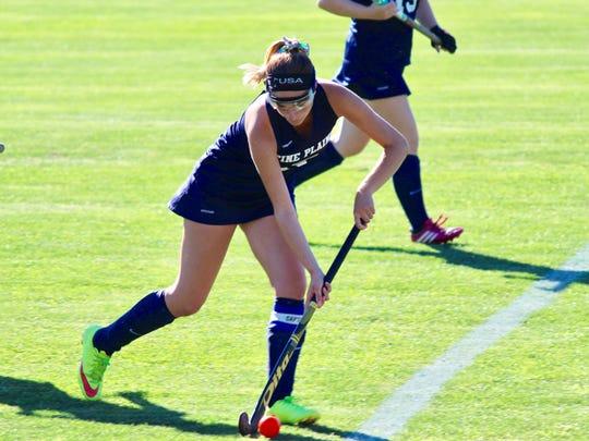 Sophia Capablo, a former Pine Plains athlete battling