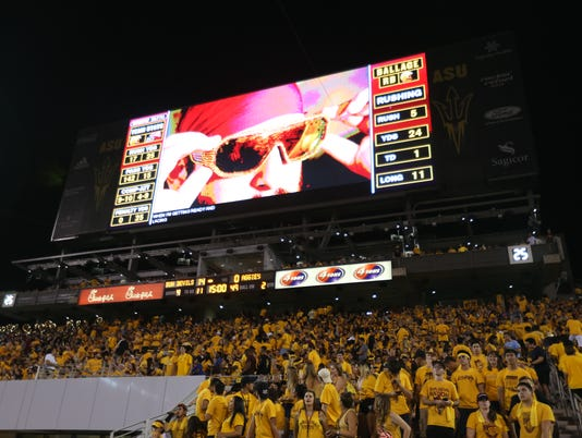 ASU vs. New Mexico State