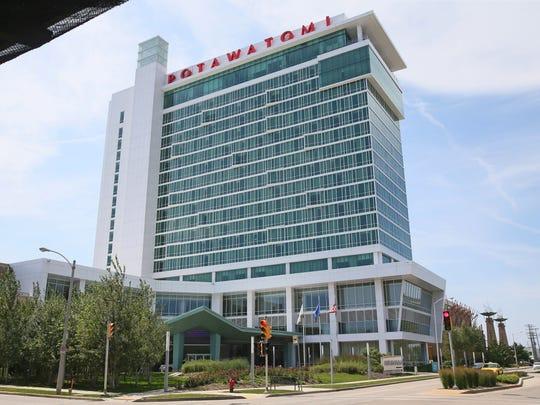Potawatomi Hotel & Casino.