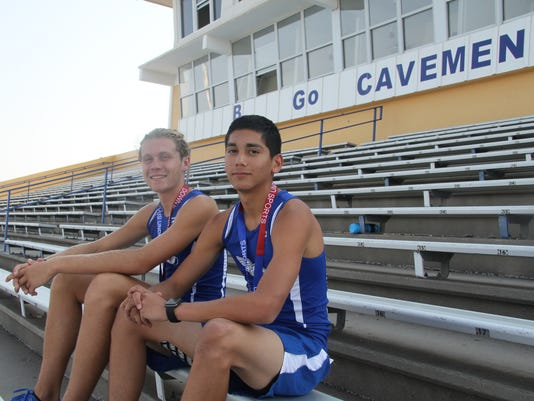 Track duo