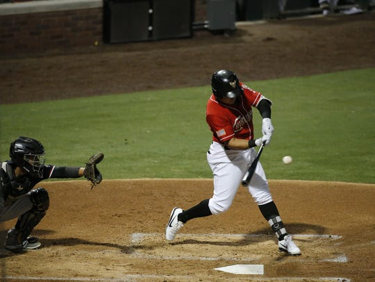 The El Paso Chihuahuas hosted the Reno Aces in Game