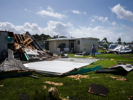 NDN 0910 Irma Aftermath Lee County 047