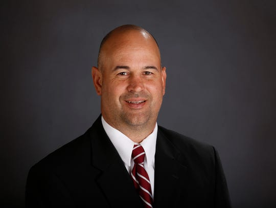 Alabama defensive coordinator Jeremy Pruitt