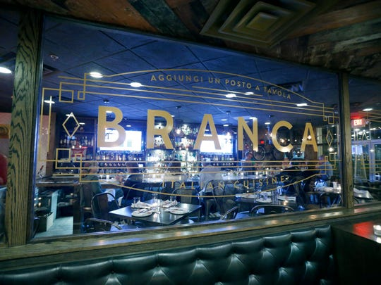 Branca's Bushnell's Basin location is known for its relaxed family atmosphere, but also serves up some tasty desserts.