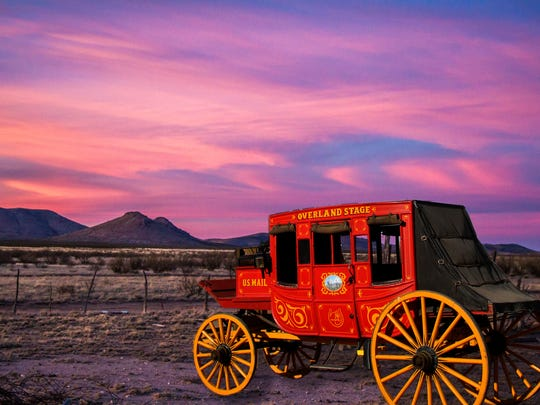 Stagecoach rides are a part of the Monuments to Main Street events this September.