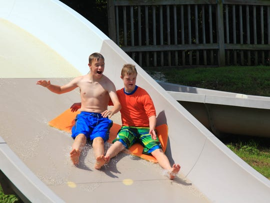 Camp Barnabas, a faith-based summer camp for people