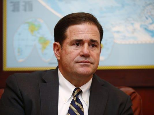 Gov. Doug Ducey donald trump