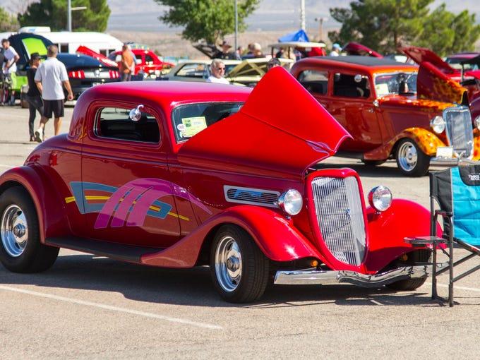 Mesquite Nevada Car Show
