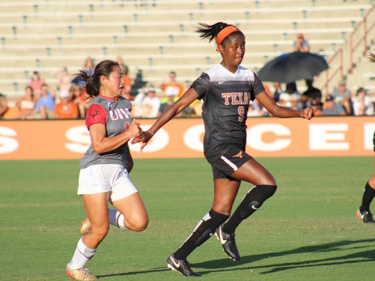 Jade Piper has started all seven games for UIW this season as a freshman.