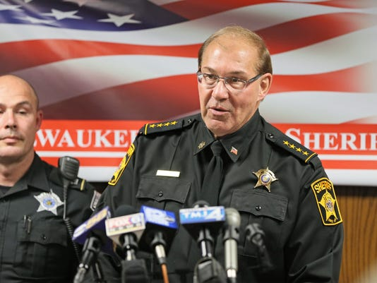 Acting Sheriff Says Staffing Morale Up At Milwaukee County Jail