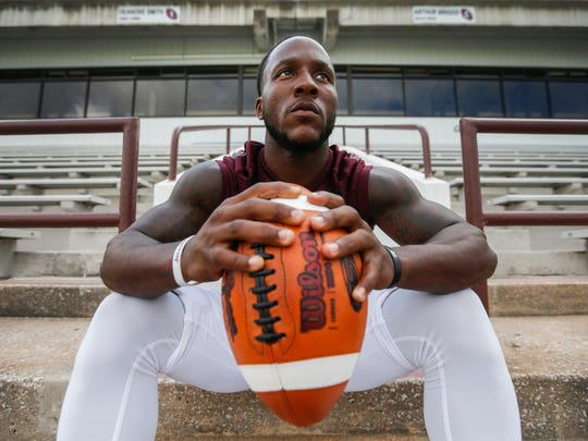 Former Missouri State University kick returner Deion Holliman is still pursuing his dream of making it to the NFL.