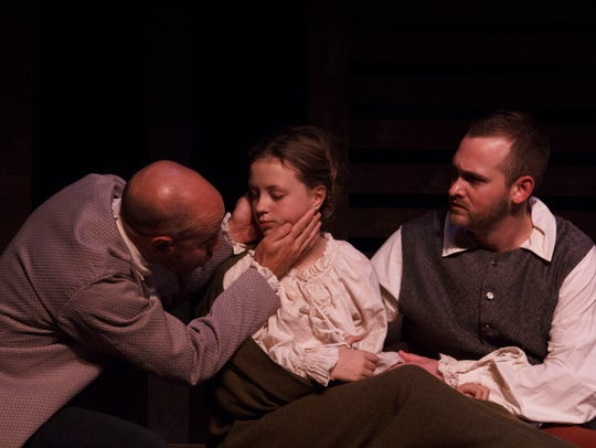 """""""The Crucible"""" recalls the story of the Salem witch"""