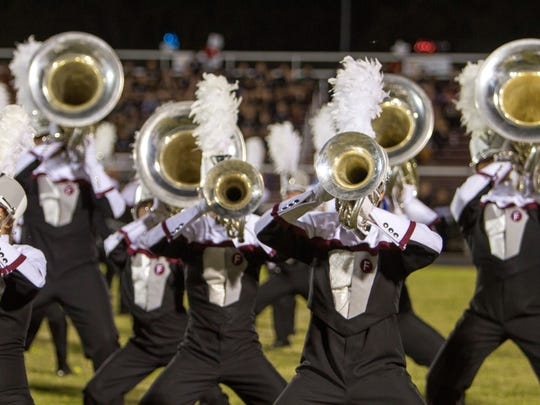 The Franklin Band's exhibition performance of their