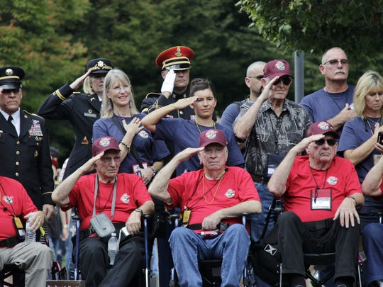 Central Valley veterans, family members and Central