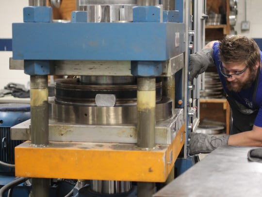 The local workforce at Advanced Superabrasives will more than double according to the company's expansion plans.
