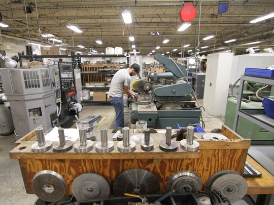 Advanced Superabrasives started in a 3,000-square-foot facility in Asheville more than 20 years ago. The current site is 37,000 square feet, with the new facility planned at 110,000 square feet.
