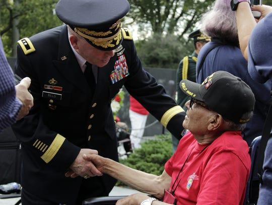 Central Valley World War II veteran Gregorio Montano