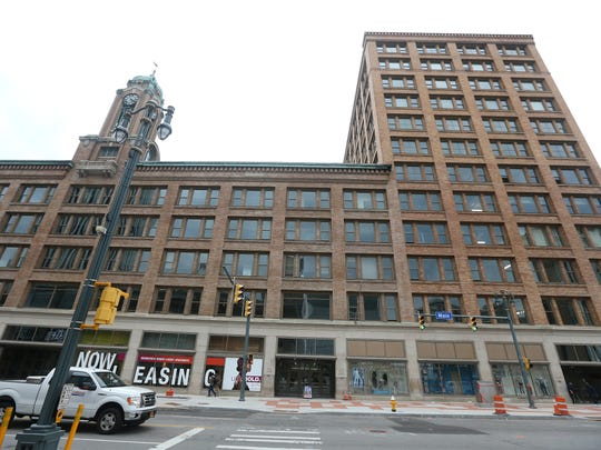 New apartments are ready to rent in the former Sibley Building on Main Street in downtown Rochester.
